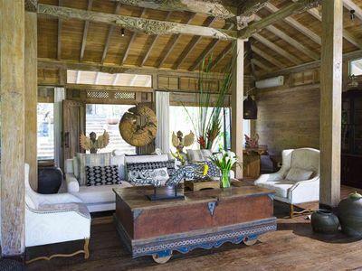 Villa Hansa - Relaxing cushions