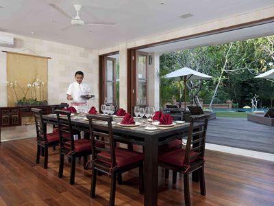 Villa Iskandar - Dining room