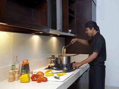 Villa Iskandar - Chef
