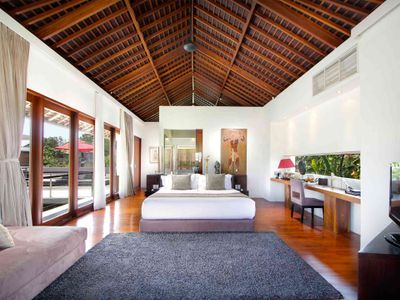 Villa Kalyani - Second master bedroom with living space