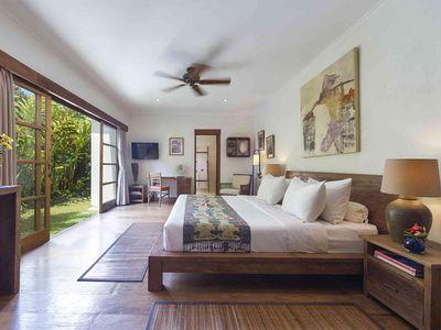 Villa Kavaya - Spacious bedroom two