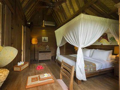 Villa Kavaya - Bedroom four design