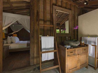 Villa Kavaya - Bedroom four ensuite bathroom