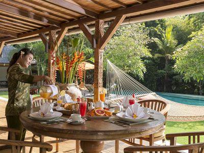Villa Kavaya - Wonderful service