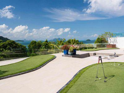 Villa Nautilus - Golf spot