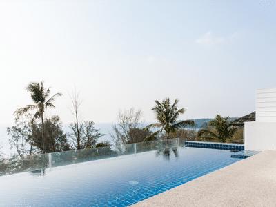 Villa Sammasan - Sensational outlook