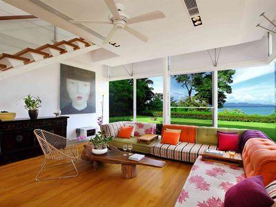 Villa Sapna - Luxurious living area