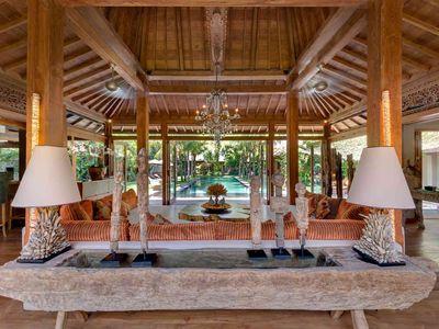 Villa Shambala - Open plan