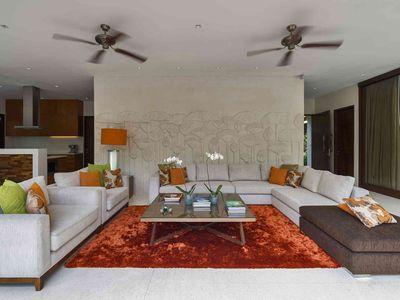 Villa Shinta Dewi Ubud - Living room