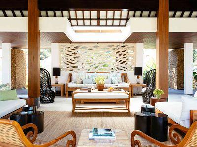 Villa Simona Oasis - Living area