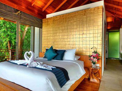 5. Featured Master Bedroom