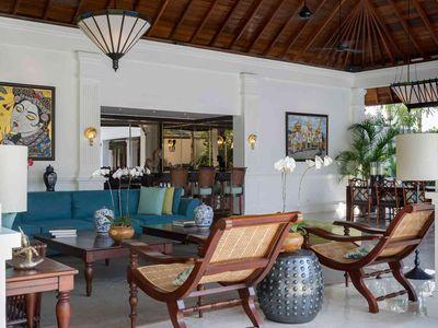 Villa Windu Asri - Lounge and bar