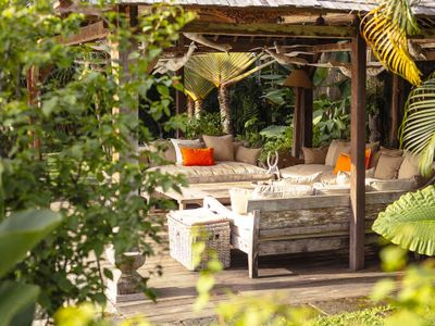 Villa Zelie - Outdoor living area