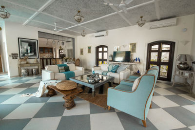 Fonteira Vaddo D - Goa Villa for Rent