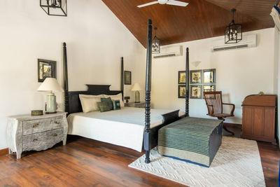 Fonteira Vaddo D - Villa for Rent in Goa
