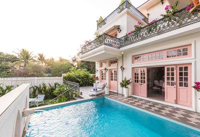 Villa Alenteho - Villa in Assagaon, Goa