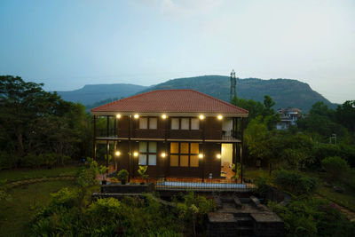 Wildberry Woodhouse - 3 Bedroom Villa in Lonavala