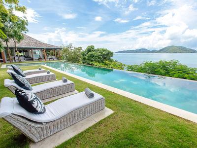 Arcadia at Cape Laem Sor Estate - Poolside paradise