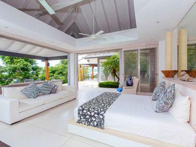 Arcadia at Cape Laem Sor Estate - Master bedroom design
