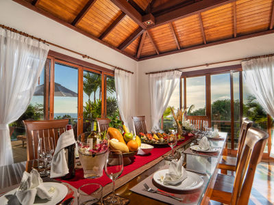 Villa Baan Bon Khao - Dining experience