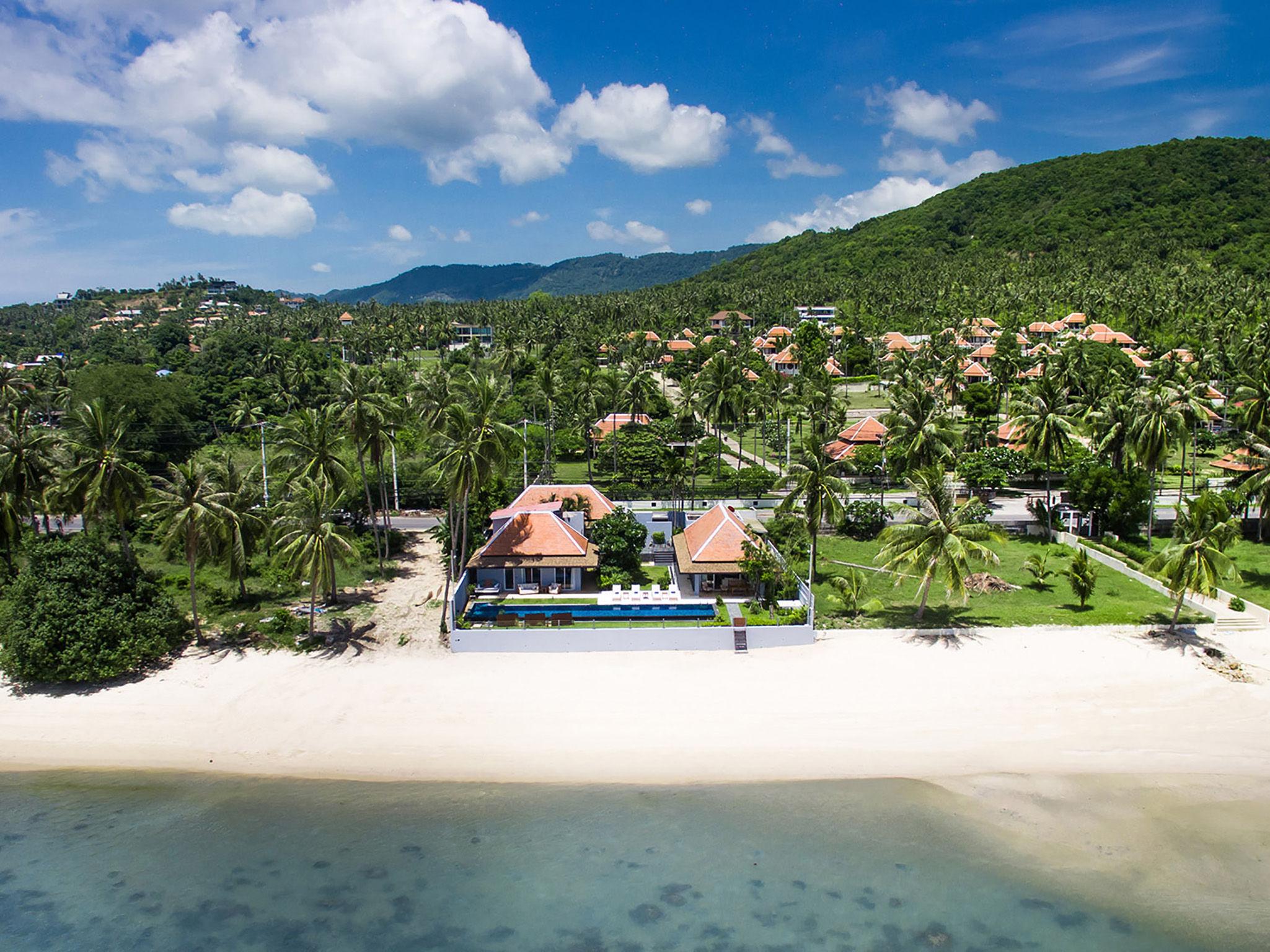 Baan Dalah - Beautiful location