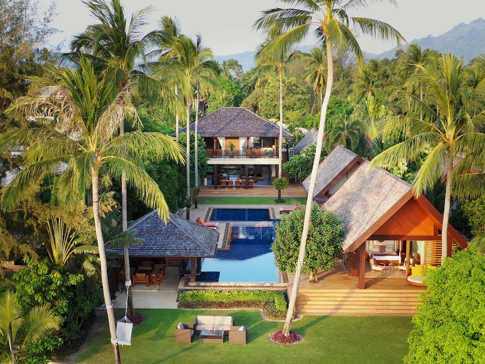 Baan Puri - Tropical holiday home