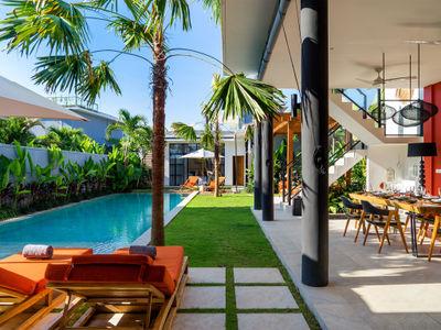 Villa Boa at Canggu Beachside Villas - Picturesque setting