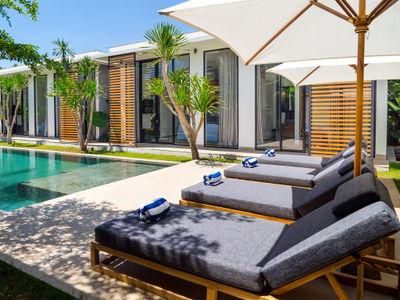 Villa Vida at Canggu Beachside Villas - Great holiday tan