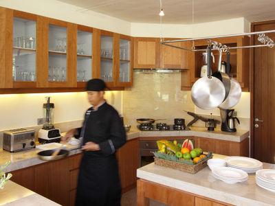 6. Villa Sarasvati - Chef