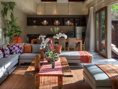 Eshara III - Indoor living area