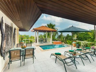 Villa Kamia - Outdoor area