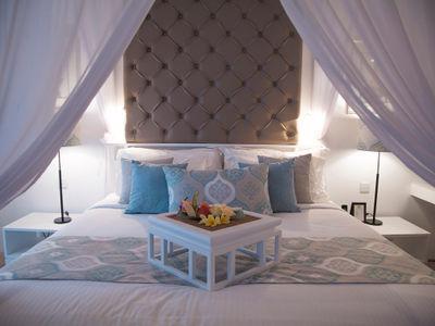 Lakshmi Villas - Kawi - Bed arrangement