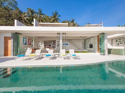 2. Villa Splash at Lime Samui - Truly tropical sanctuary
