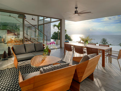 Malaiwana Duplex - Outdoor living spaces