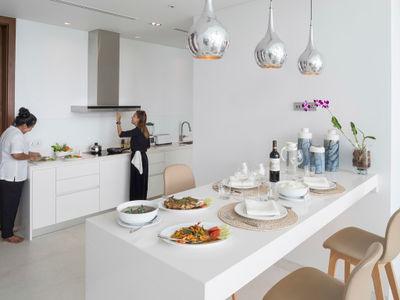 Malaiwana Duplex - Modern kitchen
