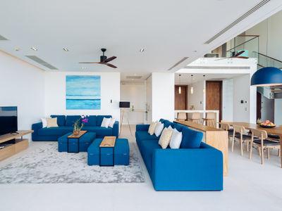 Malaiwana Duplex - Living area