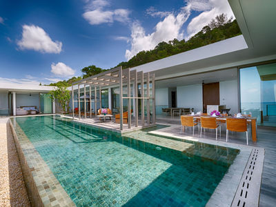 Malaiwana Penthouse - Poolside