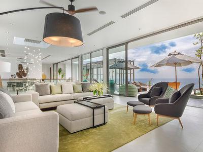 Malaiwana Penthouse - Spacious and modern design