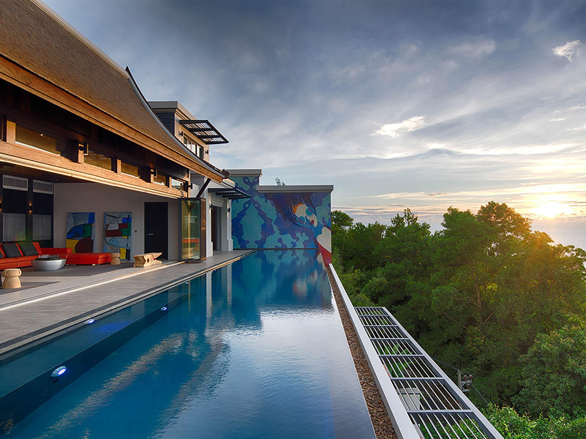 Malaiwana Villa M - Magnificent view from the villa