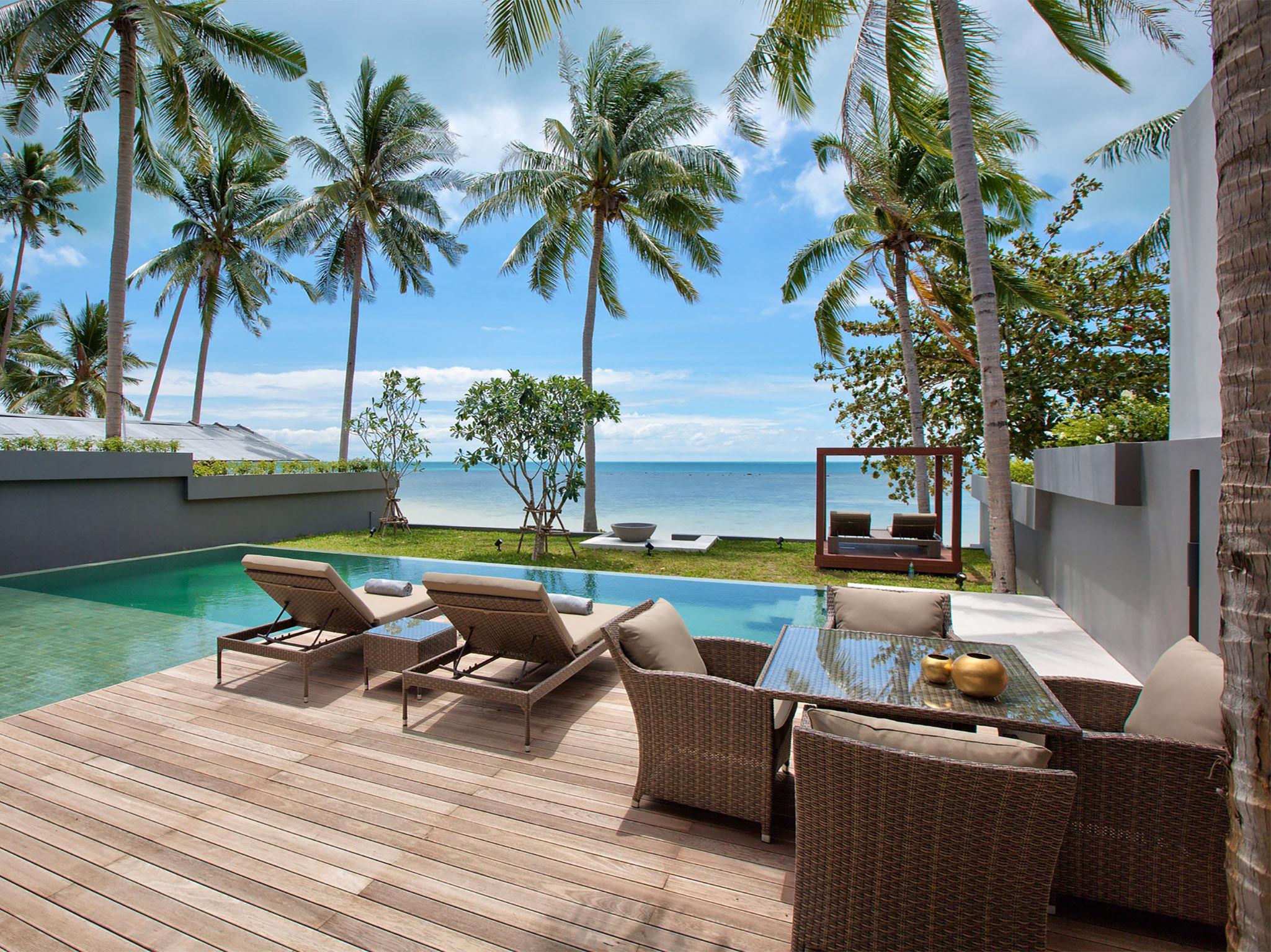 Villa Neung at Mandalay Beach Villas - Truly tropical sanctuary