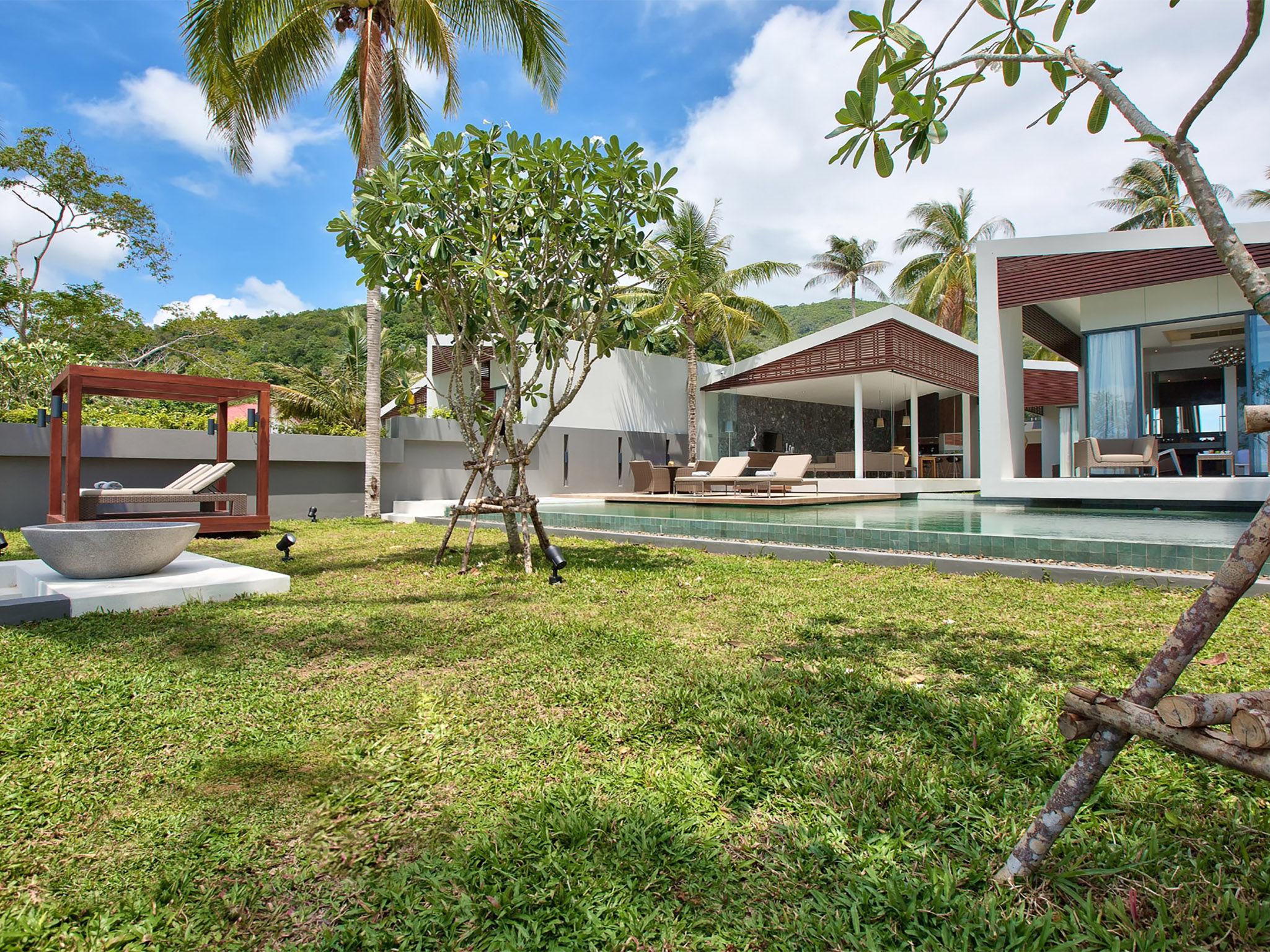 Villa Neung at Mandalay Beach Villas - Outdoor spaces
