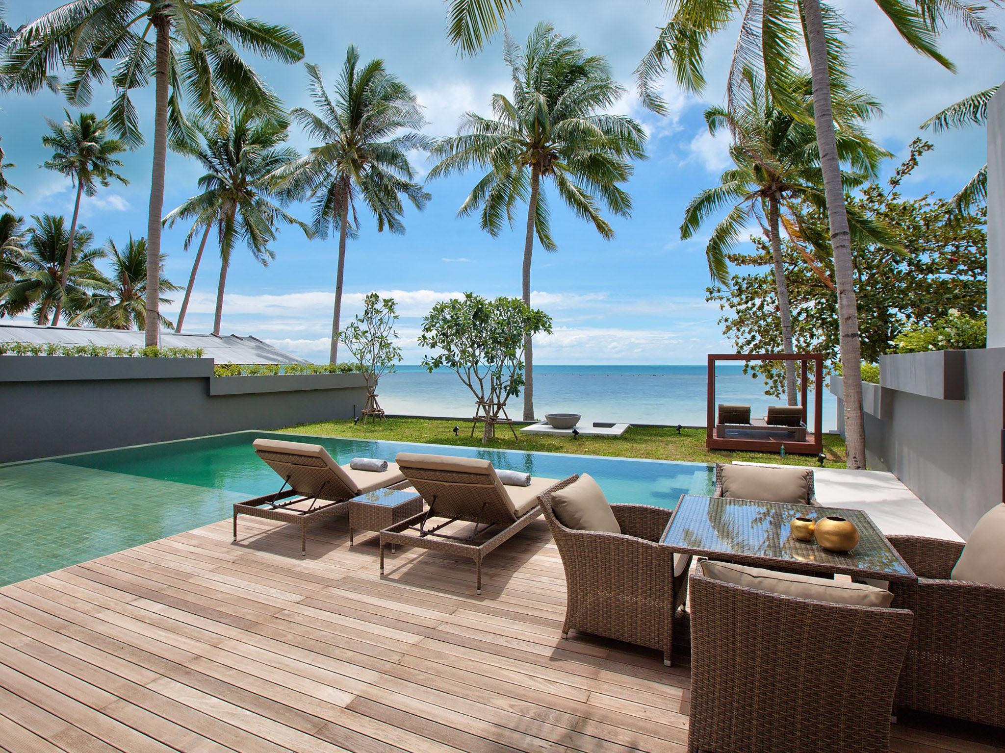 Villa Soong at Mandalay Beach Villas - Truly tropical sanctuary