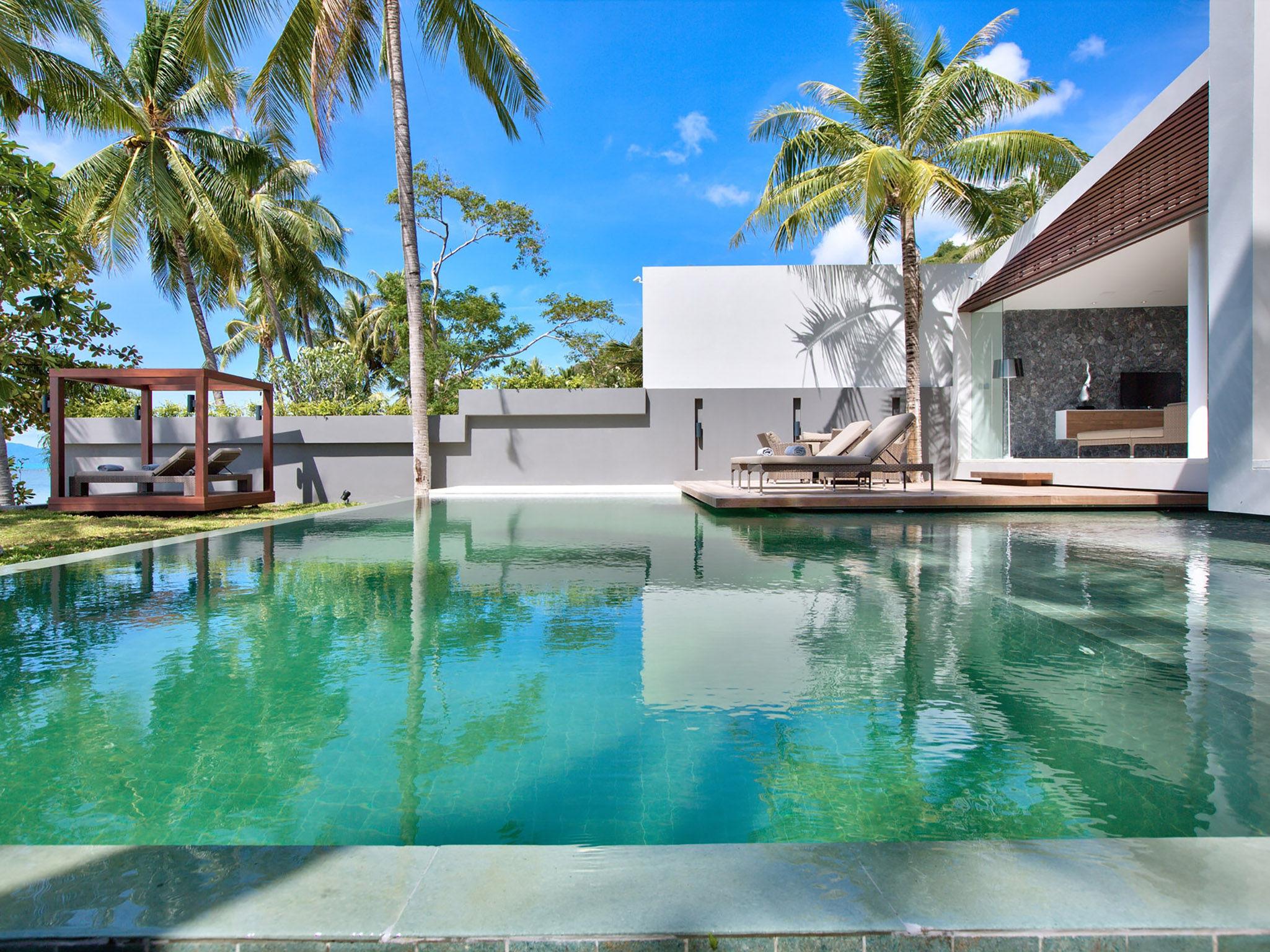 Villa Soong at Mandalay Beach Villas - Swim under a clear blue sky