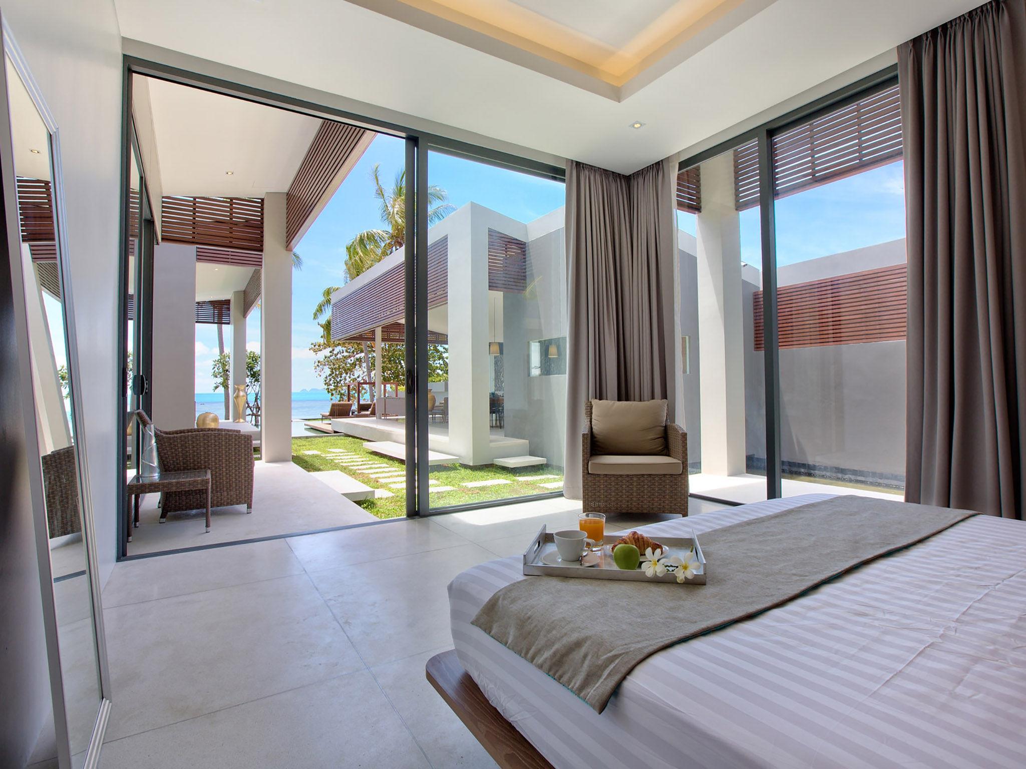 Villa Soong at Mandalay Beach Villas - Bedroom three with exquisite view