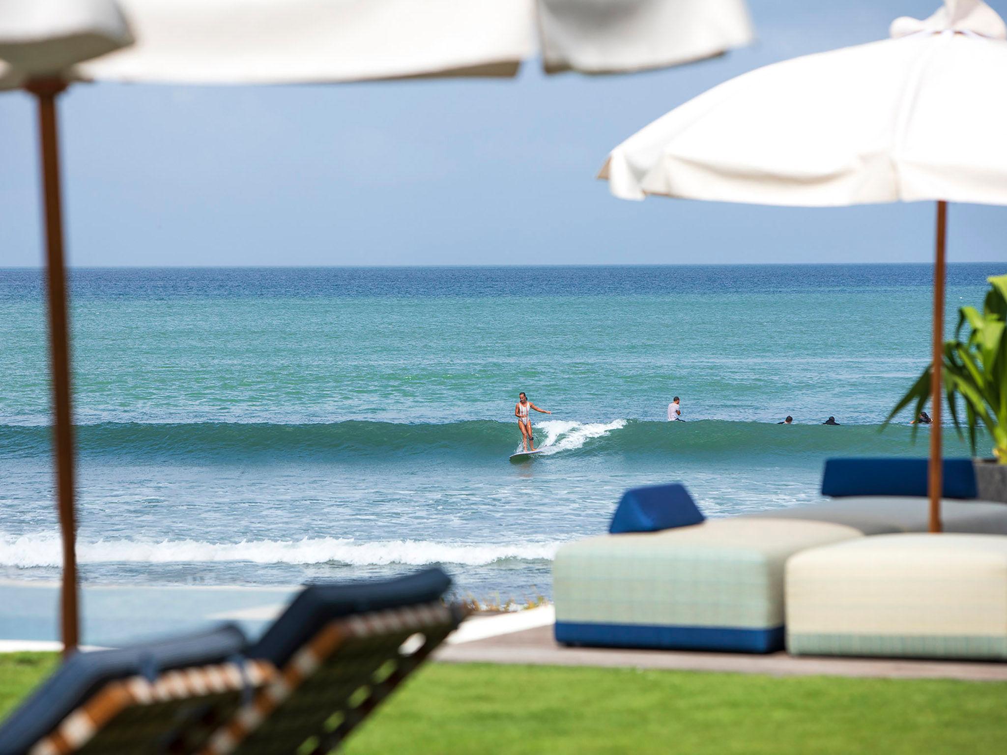 Noku Beach House - Amazing location