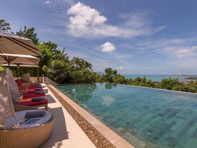 Avasara Residence at Panacea Retreat - Poolside paradise