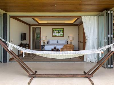 Avasara Residence at Panacea Retreat - Bedroom four design
