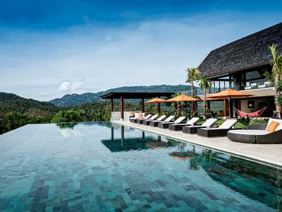 Praana Residence at Panacea Retreat - Tropical serenity