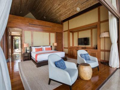 Praana Residence at Panacea Retreat - Bedroom one design