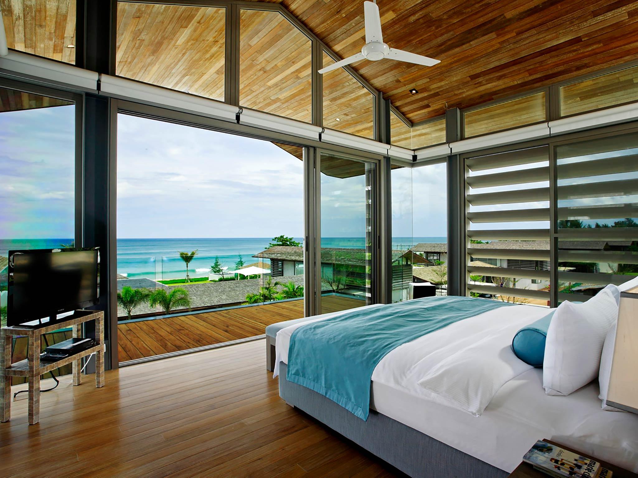 Villa Aqua - Outstanding view from bedroom